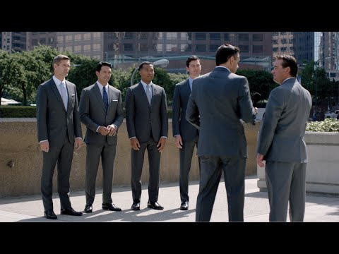 Jos. A. Bank Suit Challenge