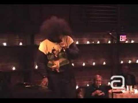 Reggie Watts - live at aura Portland