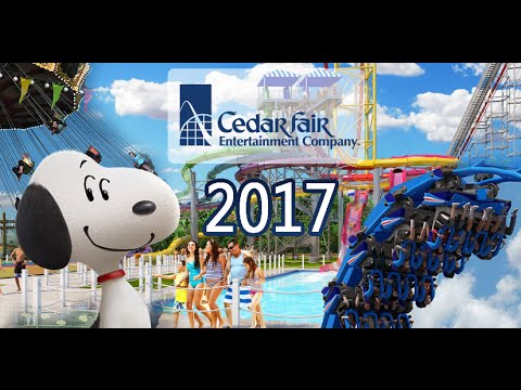 Cedar Fair NEW for 2017 Attractions! (Cedar Point, Kings Island and more!)