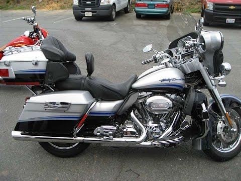 2009 Harley Davidson FLHTCUSE4 CVO Ultra Classic Electra ...