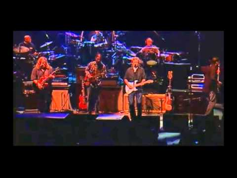 Allman Brothers Band with Eric Clapton (19 March 2009)