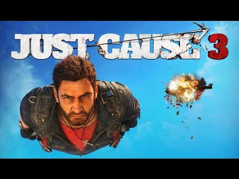 Just Cause 3 (2015) Trailer Oficial HD PS4/PC/Xbox One
