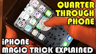 iPhone Trick Explained (Coin in Phone)