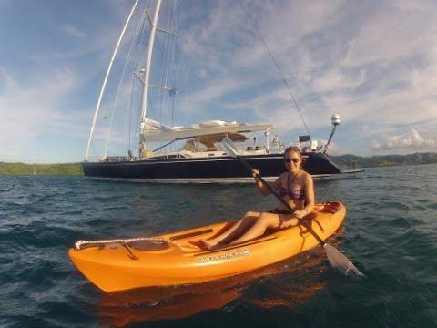 50. SV Delos Sailing- Superyachting with Brady and Josje!