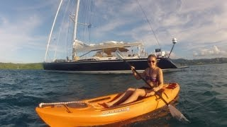 superyachting with brady and josje sailing sv delos ep 50