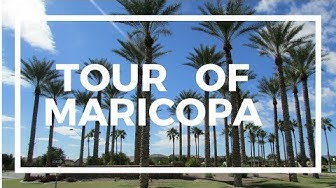 CIty of Maricopa Arizona Tour