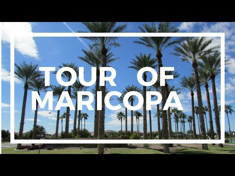 CIty of Maricopa Arizona Tour