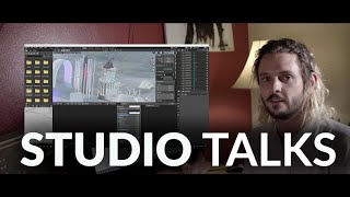 """Studio Talks 002 - A look at the visuals for Might i's """"Endless Giving"""""""