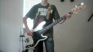 Anti-Flag - Turncoat (Bass cover)