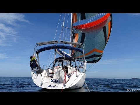 Baltic Sea Sailing Sweden