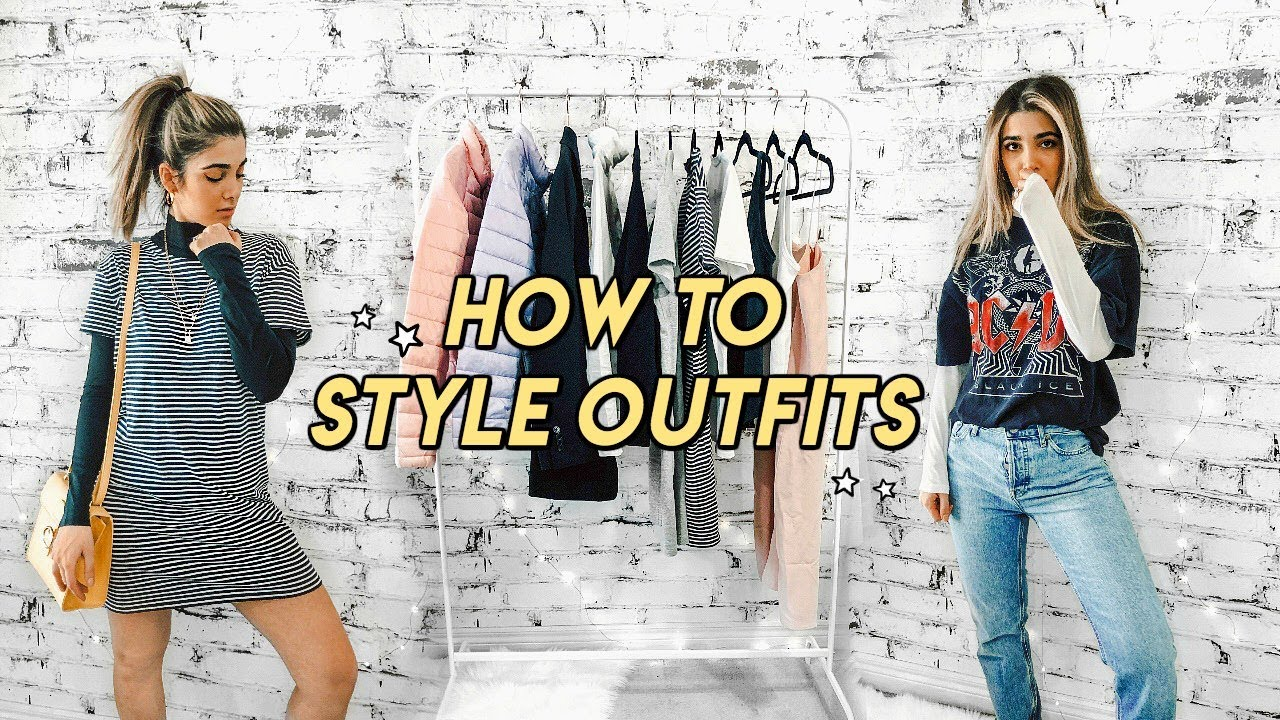 [VIDEO] - how to style outfits for newbies ☆ 6