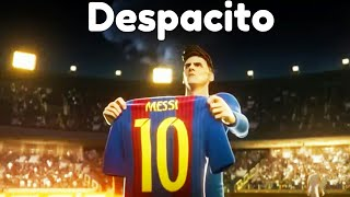 Despacito - Heart Of A Lio (Lionel Messi)