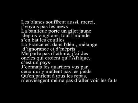 Kery James Feat Orelsan - À Qui La Faute Lyrics
