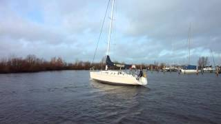 X-Yachts IMX 40 for sale by Yachting Company Muiderzand!