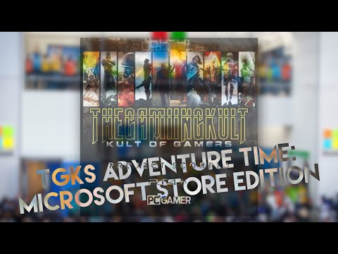 tgk adventures financing an xbox at the microsoft store youtube
