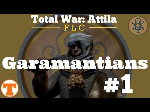 Total War: Attila - Garamantians #1 (FLC)