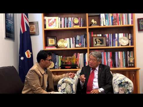 Sk media reported by Korb Sao interview with MP Hong Lim the member states parliament of secretary 1
