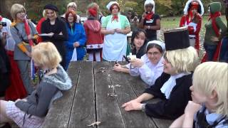 Hetalia Day 2012 Cosplay Dating game