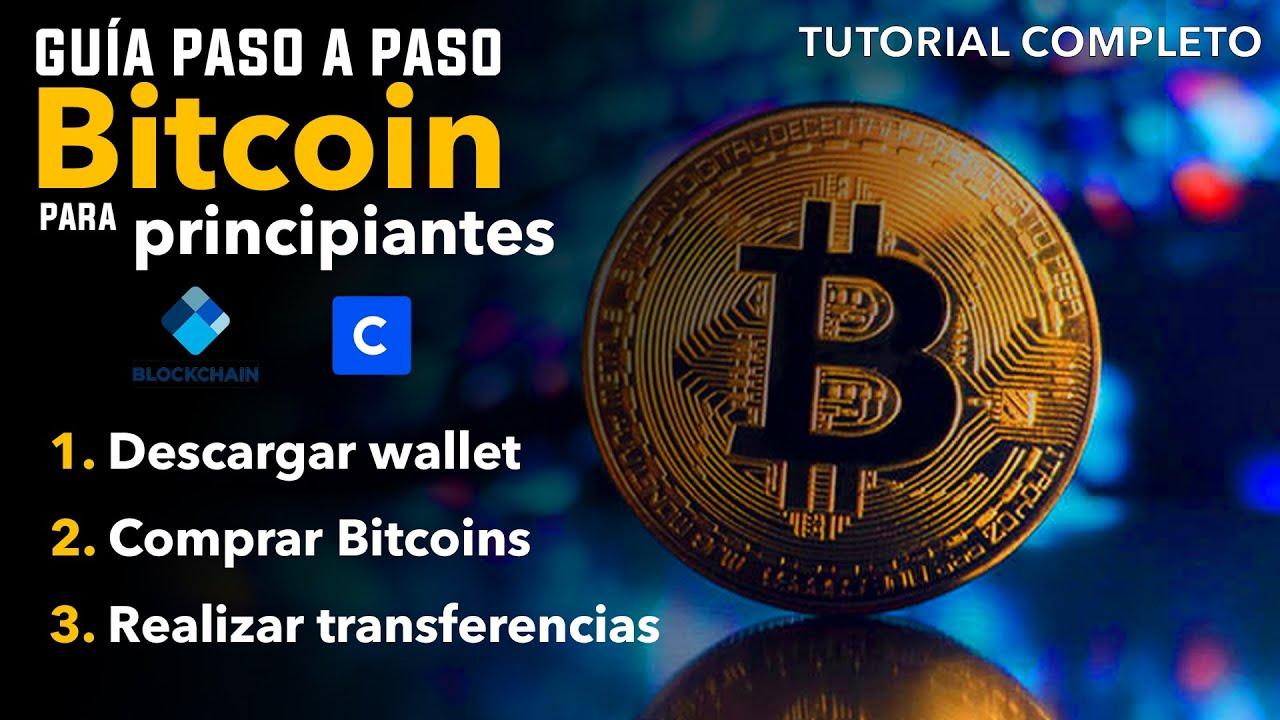 tutorial bitcoin youtube)