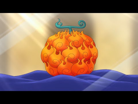 ONE PIECE All Logia Devil Fruit Users 2015
