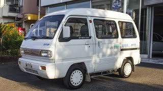 1990 Suzuki Every Joy Pop - 660cc 2WD - Walk Around and Test Drive