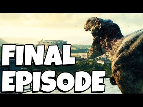 Jurassic Park: Operation Genesis   THE RESTRICTED ZONE (Playthrough Final Episode)