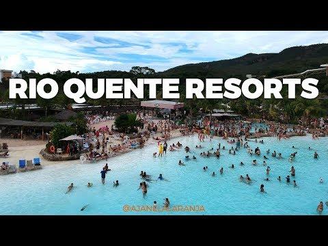 Rio Quente Resorts, tudo o que você precisa saber para suas férias.