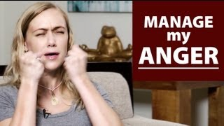 How can I manage / control my ANGER? Mental Health Videos with Kati Morton
