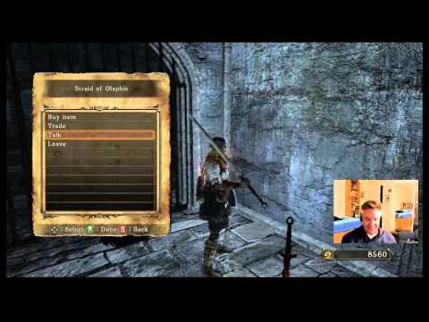 Jeff Plays Dark Souls II Part 16: Making A Killing