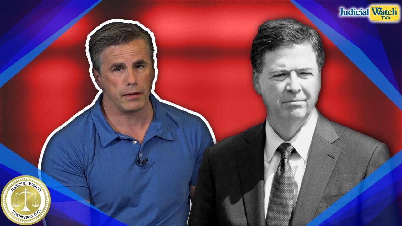 Judicial Watch James Comey is CONTINUING to LIE About His Illegal Conduct | Tom Fitton