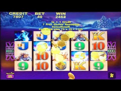 Aristocrat - Wonder 4 Slot - Borgata Hotel and Casino - Atlantic City, NJ from YouTube · Duration:  2 minutes 42 seconds  · 29000+ views · uploaded on 12/09/2012 · uploaded by Casinomannj - Creative Slot Machine Bonus Videos