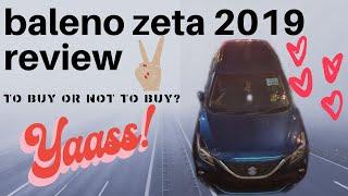 Maruti Suzuki Baleno Zeta Nexa Blue Petrol 2019 Reviews and Features #baleno #nexablue #marutisuzuki