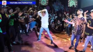 ELECTRO DANCE VS BREAK DANCE (BREAKING) | BUZZ (DIRTY VISION) VS NEO (KADETES DEL TOKE)