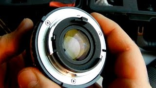 The Angry Photographer:THE REAL SECRET to keeping your DSLR SENSOR CLEAN!!  Arghhh!!
