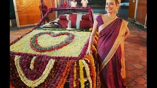 Russian girl goes to an Indian Wedding in Hyderabad - LivingWithPj