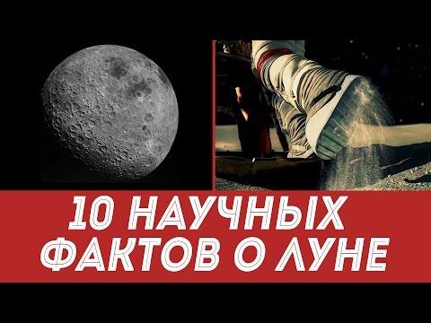 10 фактов о Луне: научная презентация о спутнике Земли