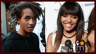 china anne mcclain s sweet 16 with jaden smith bailee madison more