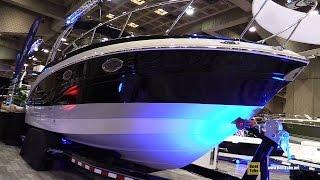 2016 Crownline 264 CR Motor Boat - Walkaround - 2016 Montreal Boat Show