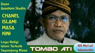 #LaguReligi#TomboAti  H Ma'ruf Islamudin - Dra Hj Umi Hanik MAG - Keroncong & Sholawat