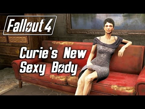 Fallout 4 - Curie's New Sexy Body