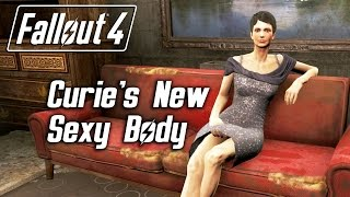 Fallout 4 - Curie s New Sexy Body