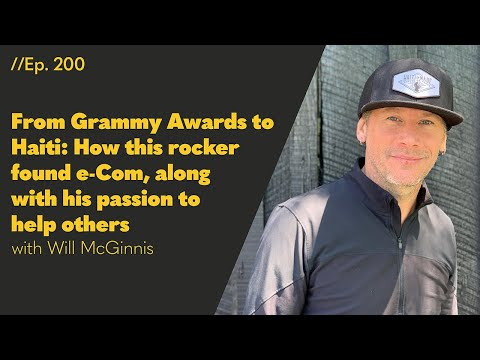 From Grammy Awards to Haiti: How this Rocker Found E-Com, Along with His Passion to Help Others - 200