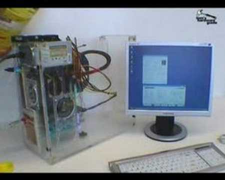 oil cooled PC from Toms hardware