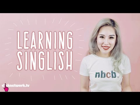 Learning Singlish (Singaporean English) - Xiaxue's Guide To Life: EP178