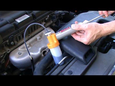Oil Analysis Sampling - 2008 Hyundai Elantra