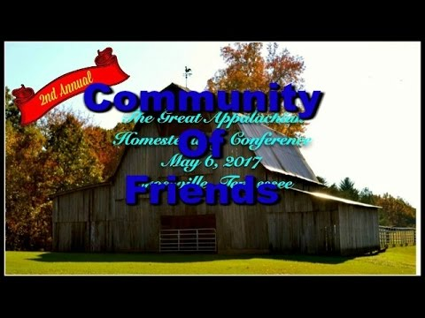 Community of Friends