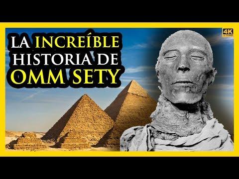 La INCREÍBLE historia de OMM SETY y sus descubrimientos ARQUEOLÓGICOS   Historias de la Historia