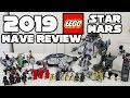 LEGO Star Wars 2019 Winter WAVE REVIEW! - Should You Buy?