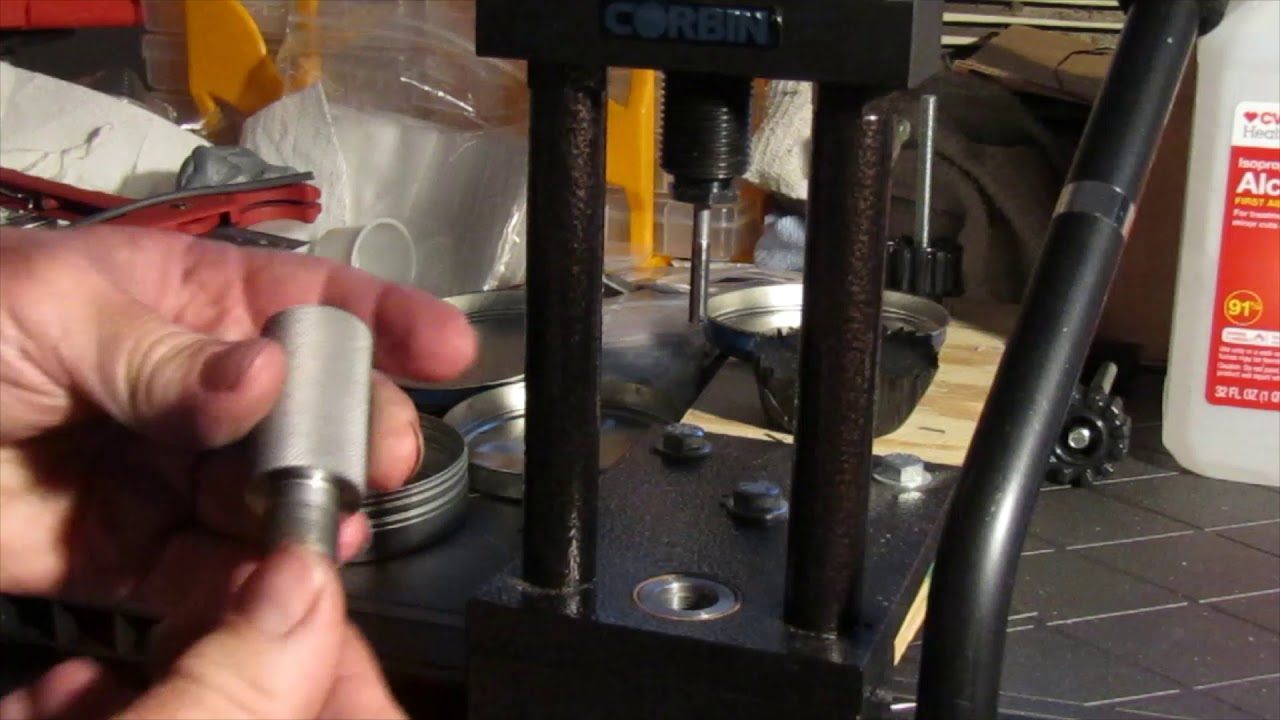 Field Target Tech #24 Explaining Ogive &Pellet Swaging Process