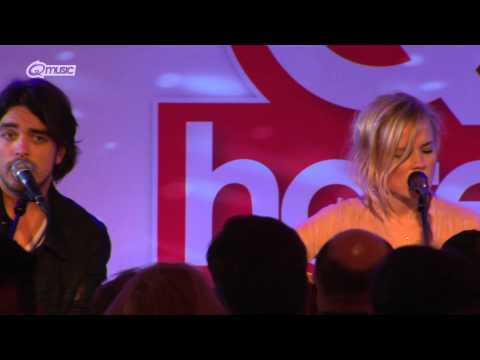 The Common Linnets - 'Still Loving After You' (live in het Q-hotel 2014)